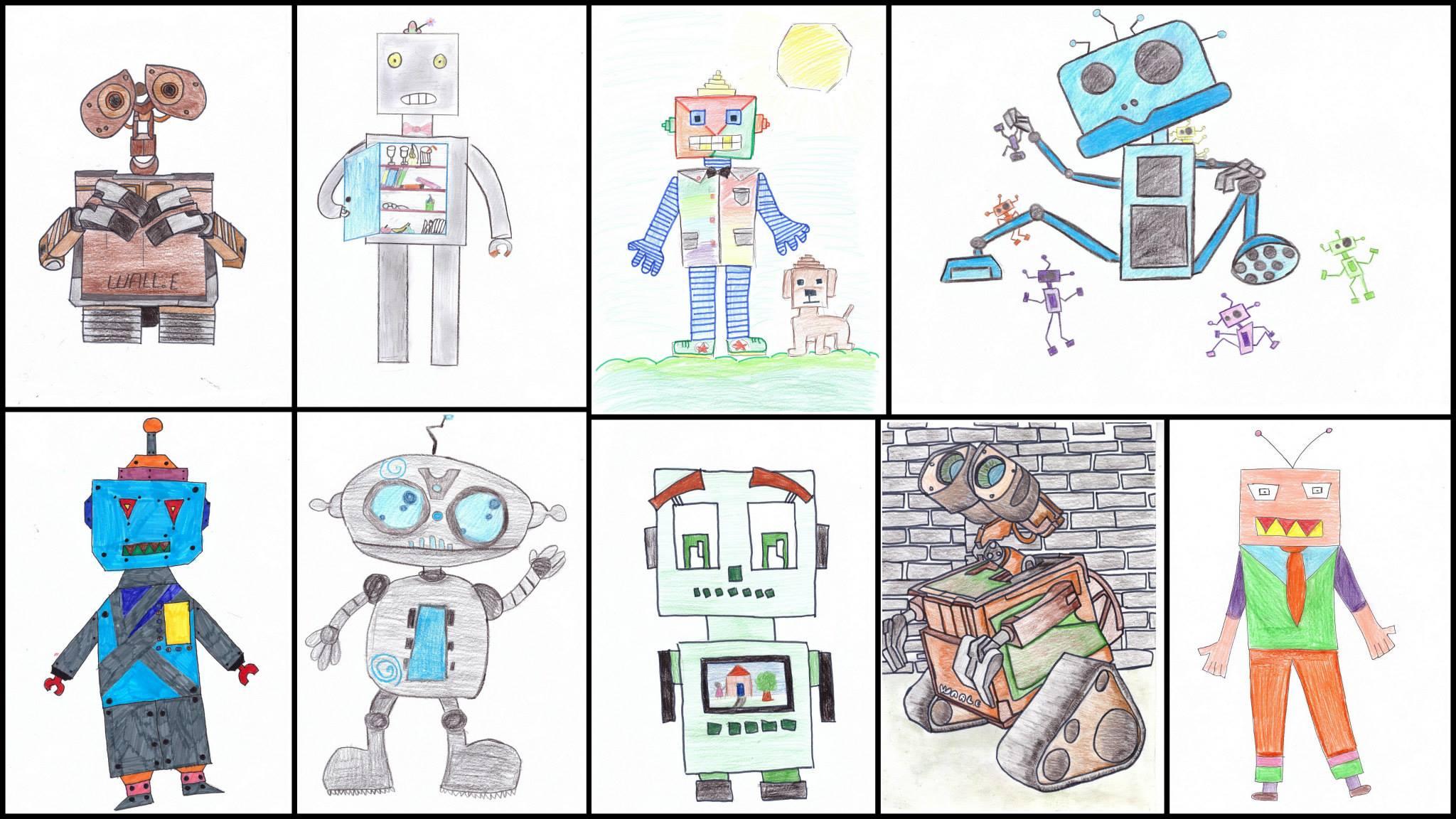 Baby Robotics Malylubo